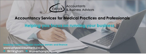 Accountancy and Business Advisory services for Medical Practitioners, Medical Practices and Surgeries