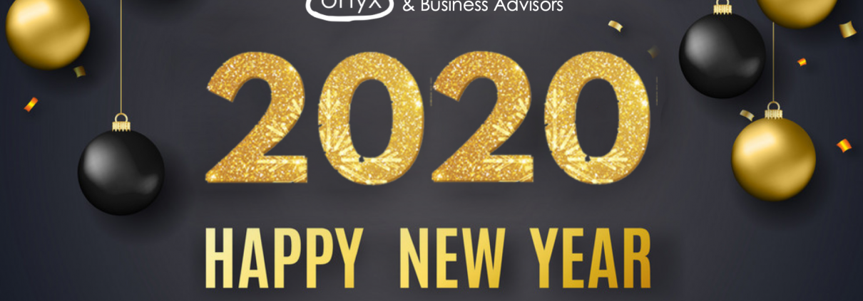 Happy New Year from Onyx Accountants and Business Advisors
