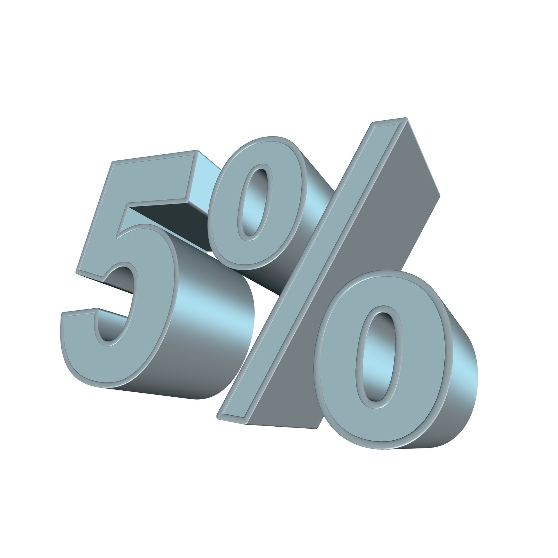 5% Surcharges