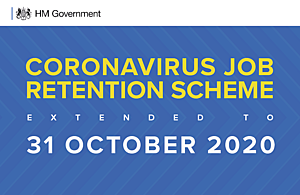 HMRC CJRS Extended until 31 October 2020