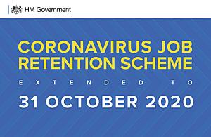 HMRC CJRS Extended until 31 October 2020