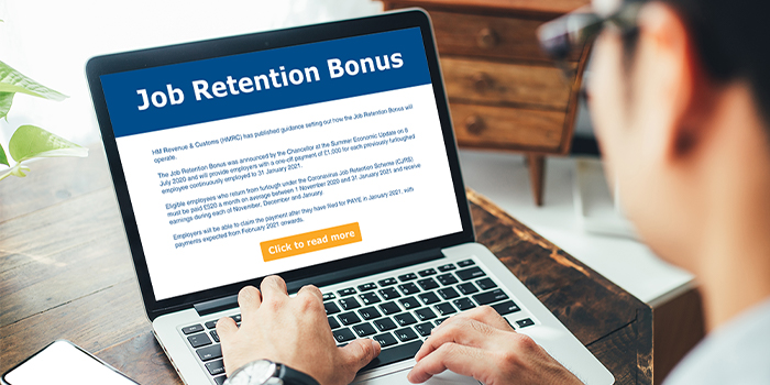 Job-Retention-Bonus