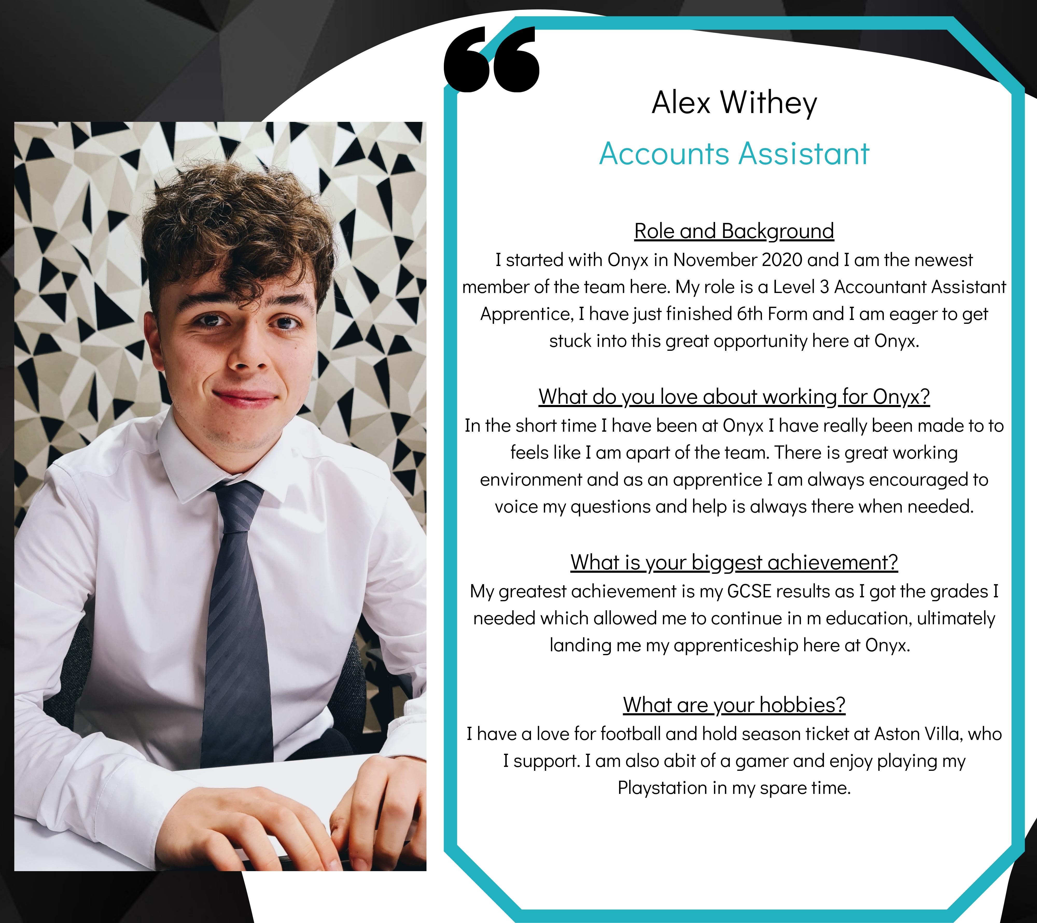 Alex Withey