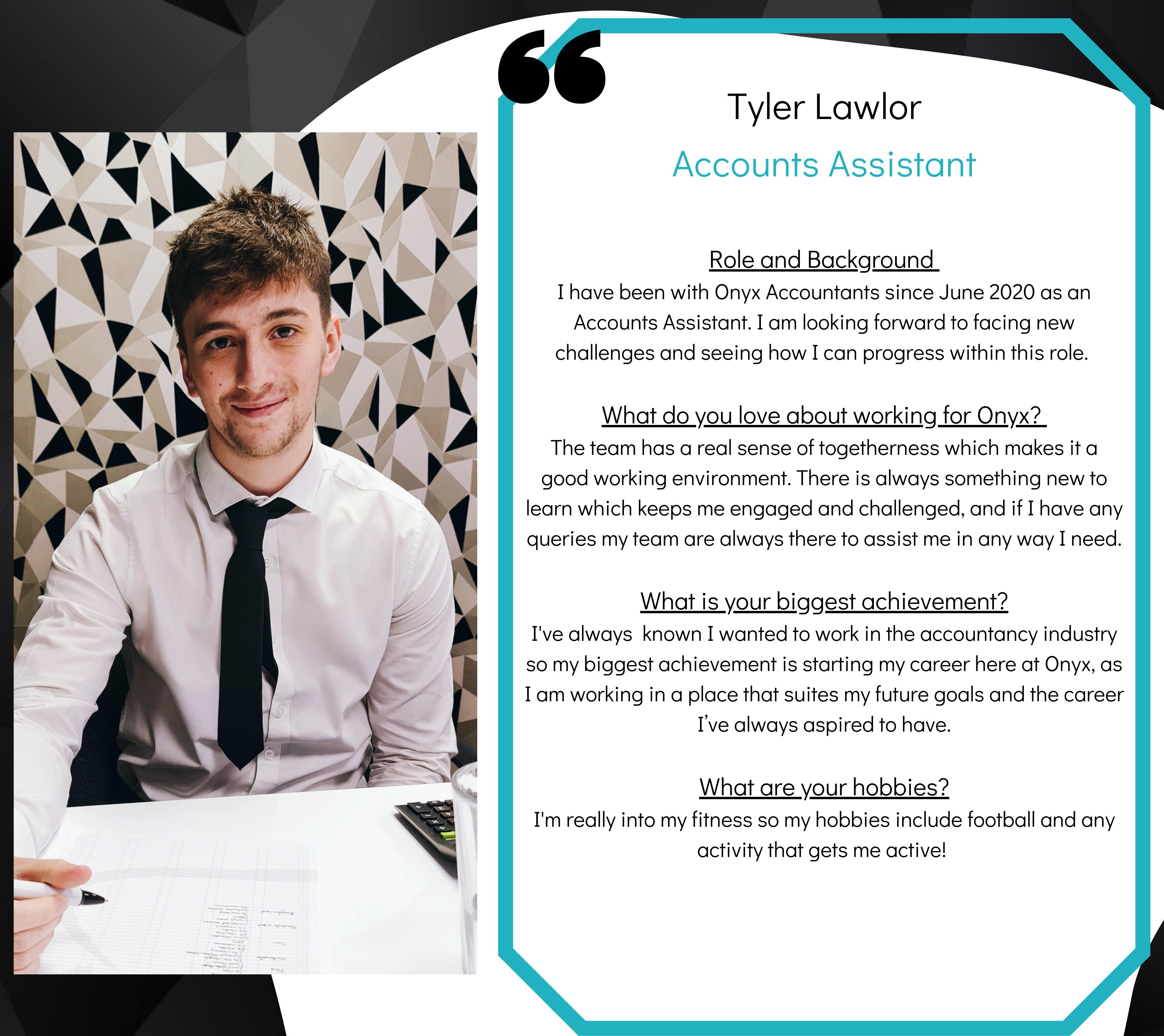 Tyler Lawlor